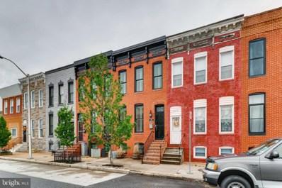 3208 Hudson Street, Baltimore, MD 21224 - #: MDBA465602