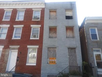 2615 Dulany Street, Baltimore, MD 21223 - #: MDBA465680