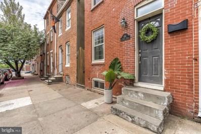 416 S Wolfe Street, Baltimore, MD 21231 - #: MDBA465698