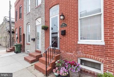 924 S Ellwood Avenue, Baltimore, MD 21224 - #: MDBA465750