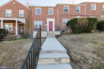 1113 Andover Road, Baltimore, MD 21218 - #: MDBA465788
