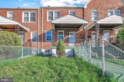 3921 Annellen Road, Baltimore, MD 21215 - MLS#: MDBA465790