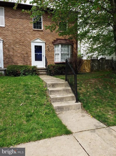 1010 Radnor Avenue, Baltimore, MD 21212 - #: MDBA465820