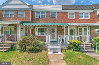 4740 Shamrock Avenue, Baltimore, MD 21206 - #: MDBA465858