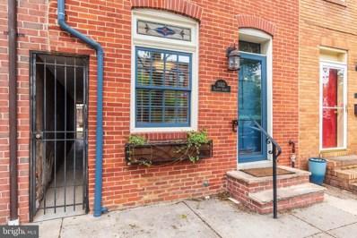 3012 Elliott Street, Baltimore, MD 21224 - #: MDBA465870