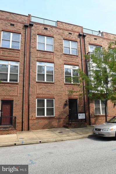 1423 Steuart Street, Baltimore, MD 21230 - #: MDBA465890