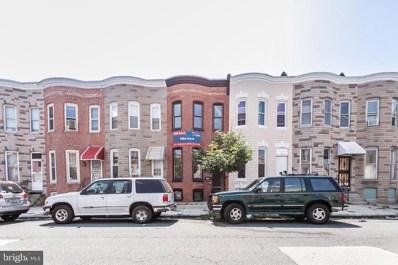 1231 Carroll Street, Baltimore, MD 21230 - #: MDBA465962