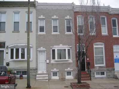 1833 Covington Street, Baltimore, MD 21230 - #: MDBA465978