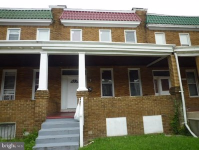 3113 Cliftmont Avenue, Baltimore, MD 21213 - #: MDBA466074