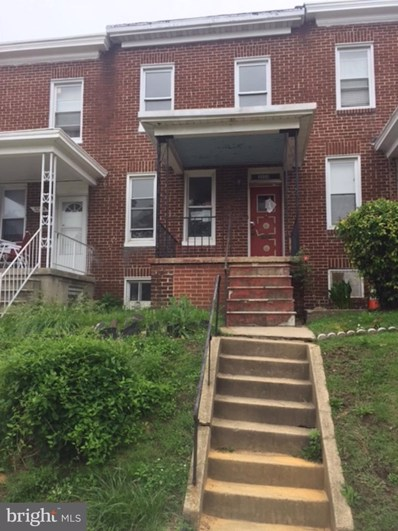 3226 Elmora Avenue, Baltimore, MD 21213 - #: MDBA466084