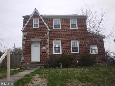3319 Grenton Avenue, Baltimore, MD 21214 - #: MDBA466116
