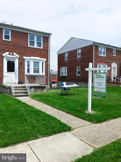 2114 Walshire Avenue, Baltimore, MD 21214 - #: MDBA466138