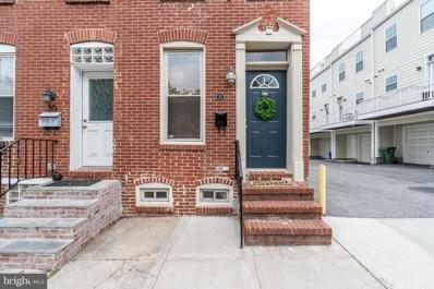 32 E Randall Street, Baltimore, MD 21230 - #: MDBA466172