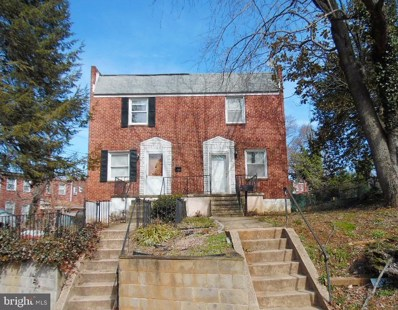 3802 Parkmont Avenue, Baltimore, MD 21206 - #: MDBA466176