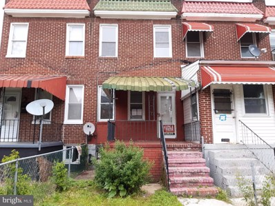 5325 Cuthbert Avenue, Baltimore, MD 21215 - #: MDBA466226