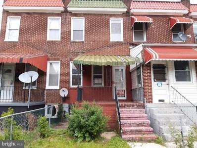 5325 Cuthbert Avenue, Baltimore, MD 21215 - #: MDBA466226