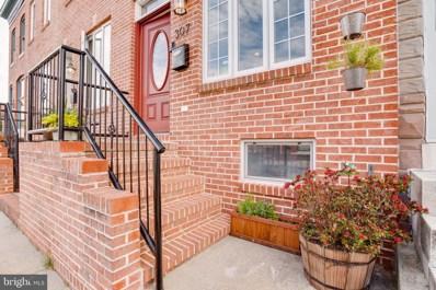 307 S Clinton Street, Baltimore, MD 21224 - #: MDBA466248