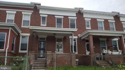 1613 E 31ST Street, Baltimore, MD 21218 - #: MDBA466272