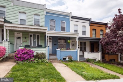 921 W 33RD Street, Baltimore, MD 21211 - #: MDBA466316