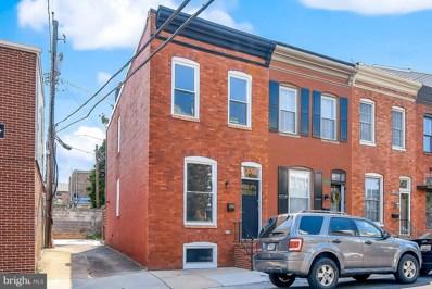 1201 S Bouldin Street, Baltimore, MD 21224 - #: MDBA466408