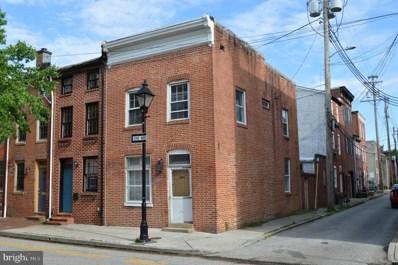 1814 Lancaster Street, Baltimore, MD 21231 - #: MDBA466418