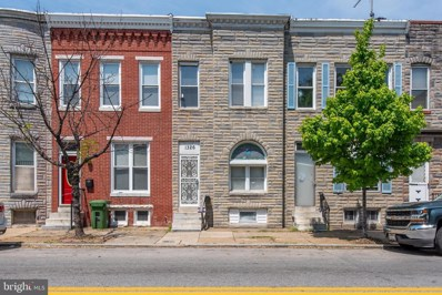1326 Washington Boulevard, Baltimore, MD 21230 - #: MDBA466522