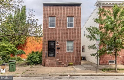 233 N Chester Street, Baltimore, MD 21231 - #: MDBA466622