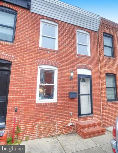 713 S Rose Street, Baltimore, MD 21224 - #: MDBA466632