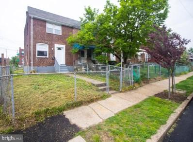 3601 Saint Victor Street, Baltimore, MD 21225 - #: MDBA466644