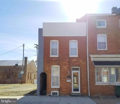 3105 Elliott Street, Baltimore, MD 21224 - #: MDBA466670
