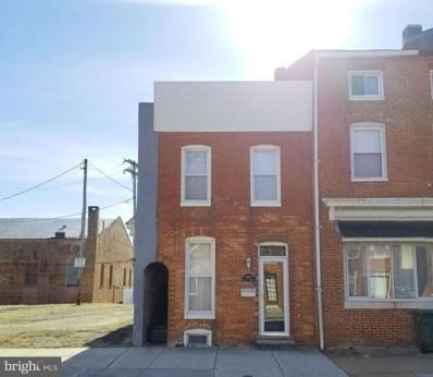 3105 Elliott Street, Baltimore, MD 21224 - #: MDBA466670