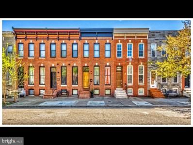 3009 Elliott Street, Baltimore, MD 21224 - #: MDBA466688
