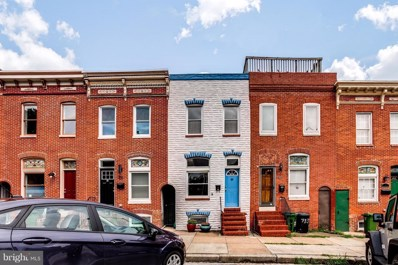 733 S Montford Avenue, Baltimore, MD 21224 - #: MDBA466738