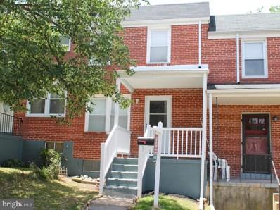1038 Rockhill Avenue, Baltimore, MD 21229 - #: MDBA466754