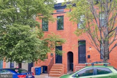 236 S Wolfe Street, Baltimore, MD 21231 - #: MDBA466808