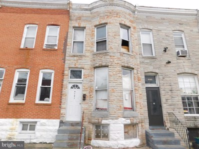 2121 Walbrook Avenue, Baltimore, MD 21217 - #: MDBA466850