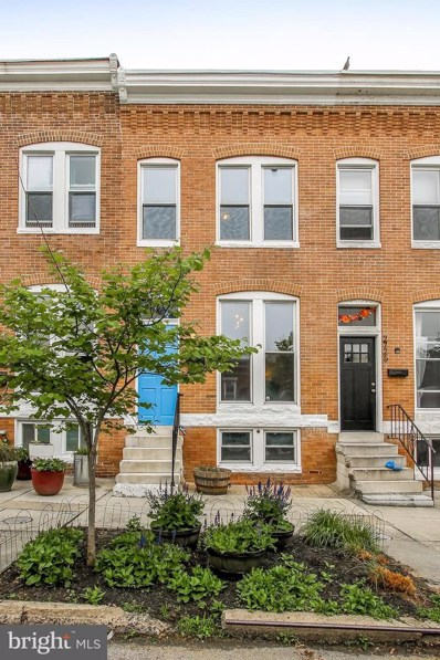 2727 Hampden Avenue, Baltimore, MD 21211 - #: MDBA466860