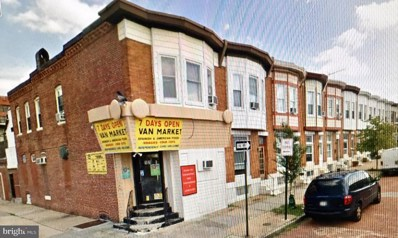 101 S Potomac Street, Baltimore, MD 21224 - MLS#: MDBA467002