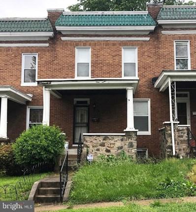 312 Marydell Road, Baltimore, MD 21229 - #: MDBA467066