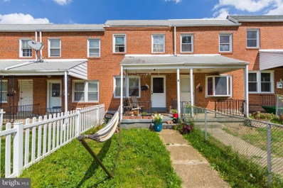 519 Parksley Avenue, Baltimore, MD 21223 - #: MDBA467068