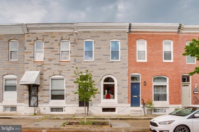 127 N Kenwood Avenue, Baltimore, MD 21224 - #: MDBA467070