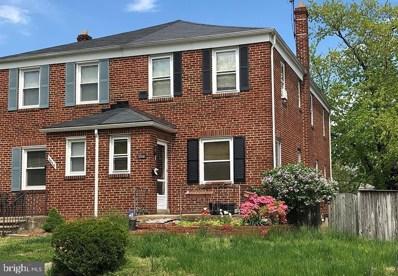 3518 Ailsa Avenue, Baltimore, MD 21214 - #: MDBA467076