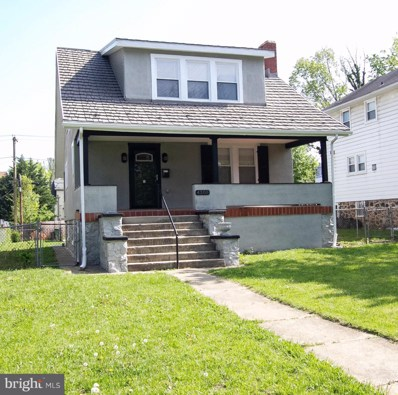 4308 Wentworth Road, Baltimore, MD 21207 - #: MDBA467112