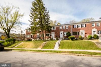 1647 Wadsworth Way, Baltimore, MD 21239 - #: MDBA467126