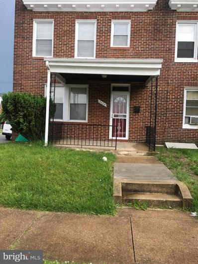 3453 Juneway, Baltimore, MD 21213 - #: MDBA467134