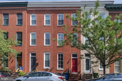 708 Portland Street, Baltimore, MD 21230 - #: MDBA467144