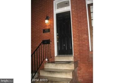 2424 Fait Avenue, Baltimore, MD 21224 - #: MDBA467204