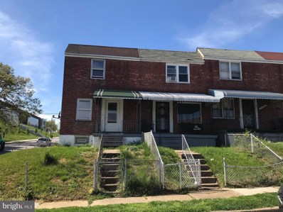 734 Roundview Road, Baltimore, MD 21225 - #: MDBA467218