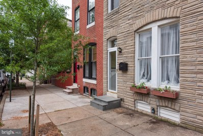 12 S Ann Street, Baltimore, MD 21231 - #: MDBA467222