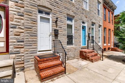 778 W Hamburg Street, Baltimore, MD 21230 - #: MDBA467244